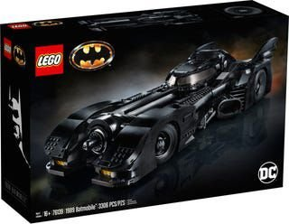 LEGO SUPER HEROES 76139: 1989 BATMOBILE
