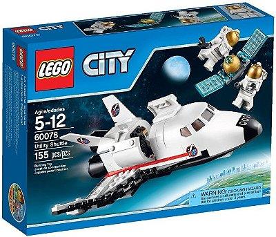 LEGO CITY 60078 UTILITY SHUTTLE