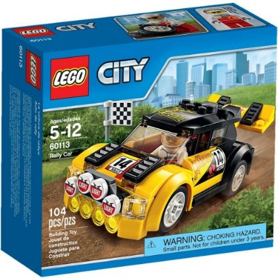 LEGO CITY 60113 RALLY CAR