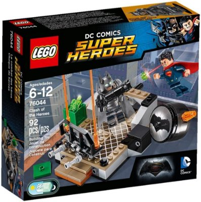 LEGO SUPER HEROES 76044 CLASH OF THE HEROES