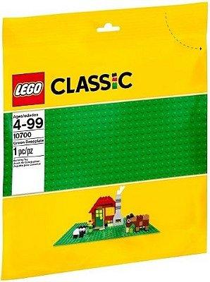 LEGO CREATOR 10700 BASE VERDE 32X32 PONTOS