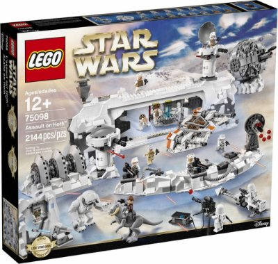 LEGO STAR WARS 75098 ASSAULT ON HOTH