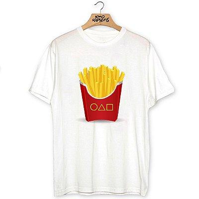 Camiseta Batatinha Frita