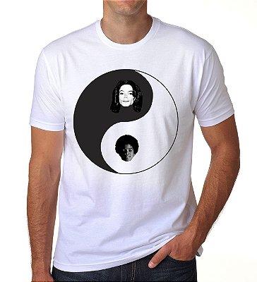 Camiseta Black and White