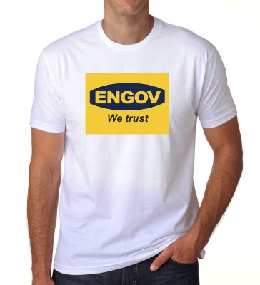 Camiseta Engov
