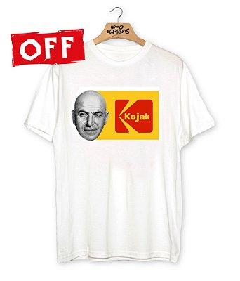 Camiseta Kojak