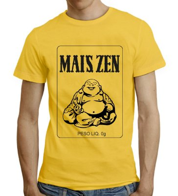 Camiseta Mais Zen