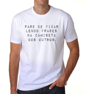 Camiseta Frases