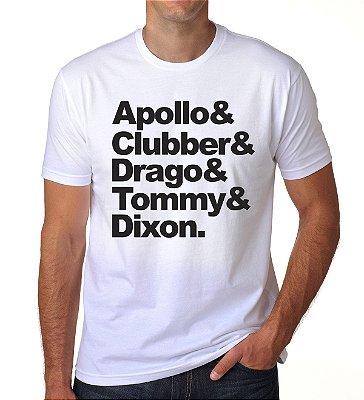 Camiseta Adversários