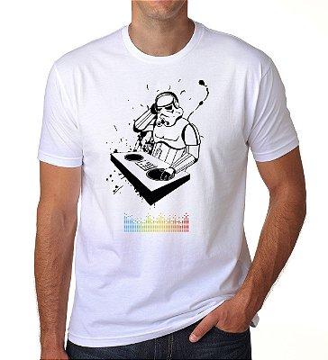 Camiseta DJ Stormtrooper