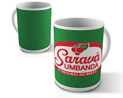 Caneca Saravá