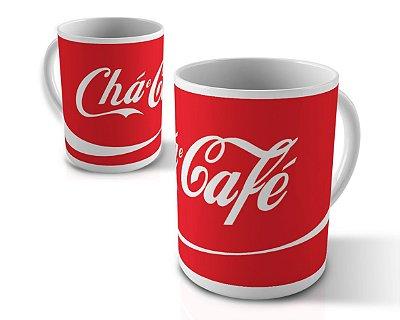 Caneca Chá e Café
