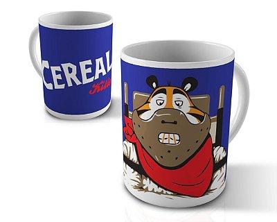 Caneca Cereal Killer