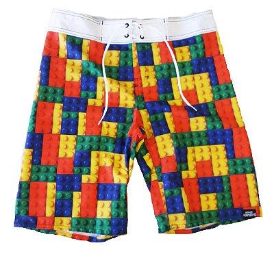 Bermuda Lego