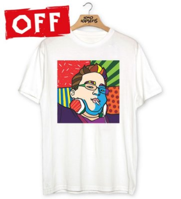Camiseta André Marques Meme