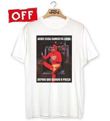 Camiseta Chapolin Sincero