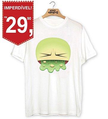 Camiseta Vômito