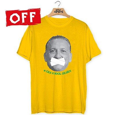 Camiseta Cala a Boca, Galvão