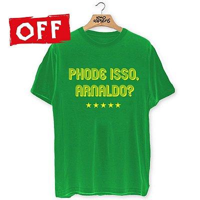 Camiseta Arnaldo