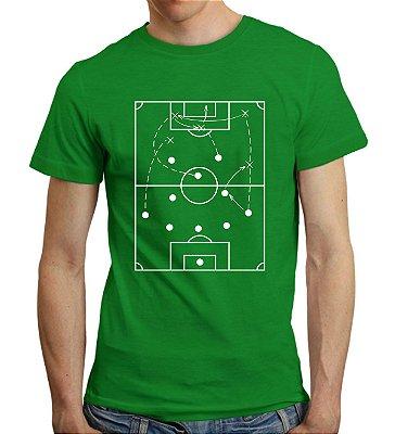 Camiseta Esquema Tático