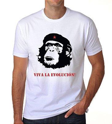 Camiseta Viva La Evolucion!