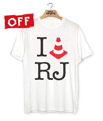 Camiseta RJ