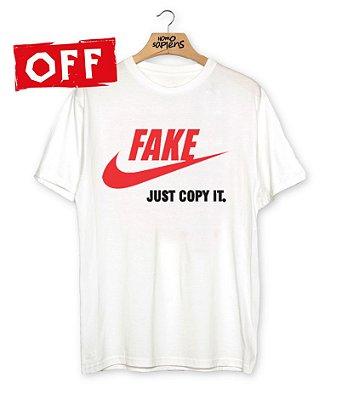 Camiseta FAKE