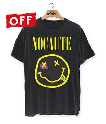 Camiseta NOCAUTE