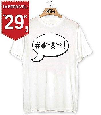 Camiseta PALAVRÃO