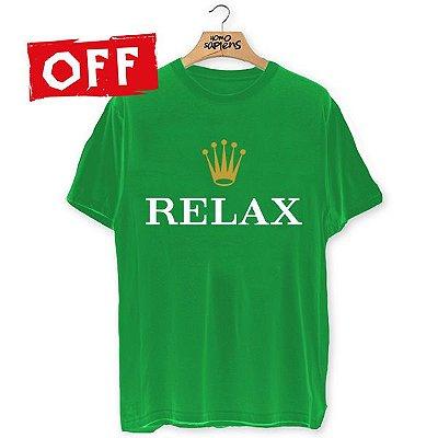 Camiseta Relax