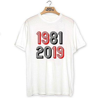 Camiseta Bi da Liberta (Coleção Rubro-Negro)