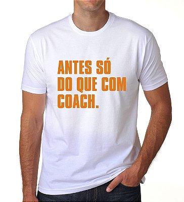 Camiseta Coach