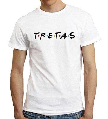Camiseta Tretas