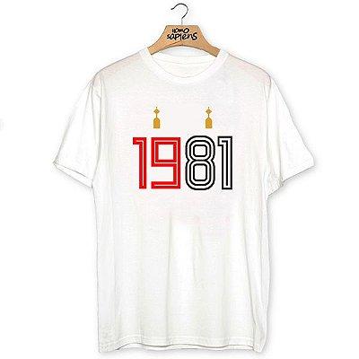 Camiseta Libertadores (Coleção Rubro-Negro)