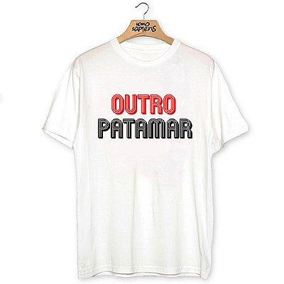 Camiseta Outro Patamar (Coleção Rubro-Negro)