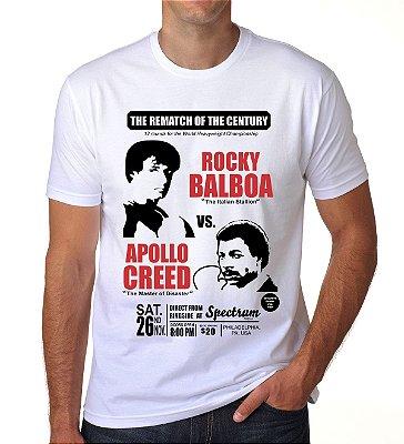 Camiseta Balboa (branca)