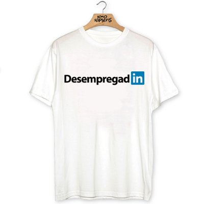 Camiseta Desempregadin