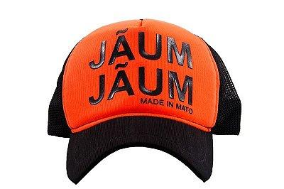 Boné Jãum Jãum (laranja)