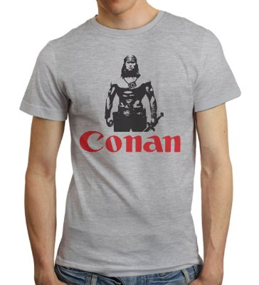 Camiseta CONAN