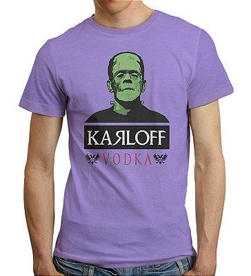 Camiseta KARLOFF