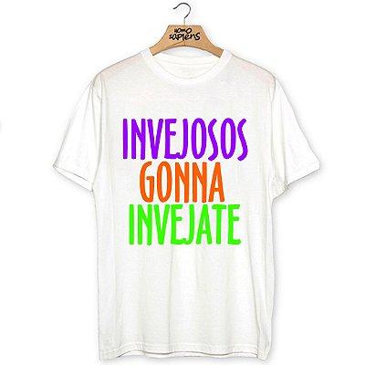 Camiseta Invejosos