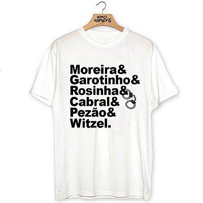 Camiseta Os Exterminadores do Futuro