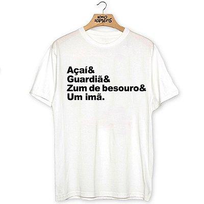 Camiseta Djavan