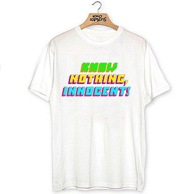 Camiseta Innocent