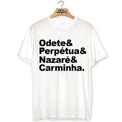 Camiseta Vilãs