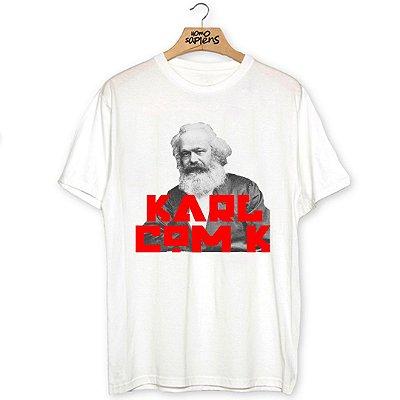 Camiseta Karl com K
