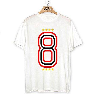 Camiseta Octa (Coleção Rubro-Negro)