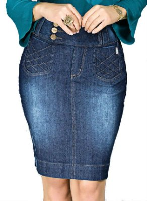 3892-Saia Jeans- Row-an