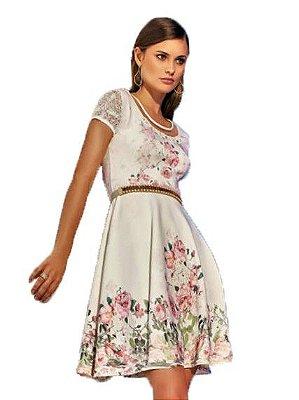FC9815 - Vestido Lady Silk Fasciniu's