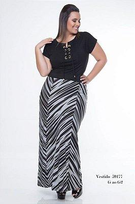 59177 - Vestido Malha - Marian